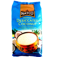 Coconut Desiccated Medium (Natco)- 1kg
