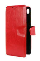 FOLIO1249 Xperia E5 Red Folio Case