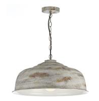 Nara 1 Light Pendant, Aged Metal | LV1802.0079