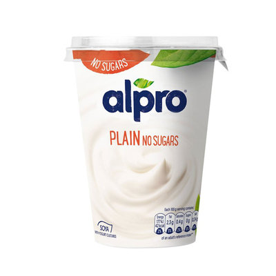 Natural Soya Yoghurt