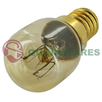 Oven Bulb 25W / E14 Fitting 300Deg Single