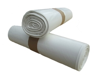 "White Refuse Sacks 26"" x 44"" Standard Weight (Box 200)"