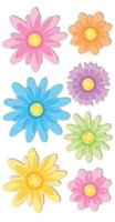 Flowers Essential Craft Sticker.