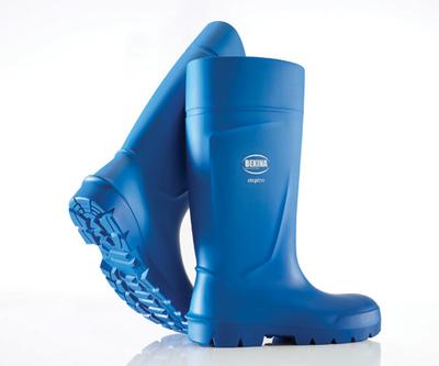 BEKINA Steplite PU Wellington Blue S4 CI SRC