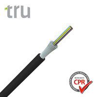 Draka-OM4-50/125-Unarmoured-Tight-Buffered-Fibre-Optic-Cable-Grid-Image