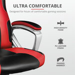 Trust GXT 705R Ryon Gaming Chair - Red 3