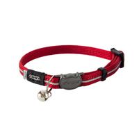 Rogz Alleycat Cat Collar - Red x 1