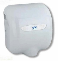 Cheetah 1475w White Enamel Automatic Hand Dryer