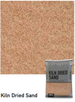 KILN DRIED SAND GRS