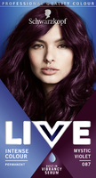 Live Intense Colour Mystic Violet 87