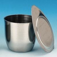 Nickel Crucible Without Lid 60X60mm 130M