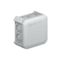 JUNCTION BOX WITH TERMINAL STRIP IP67