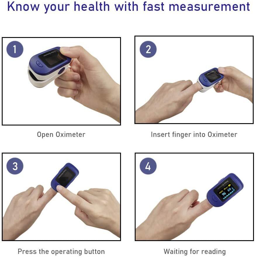 Oximeter Pulse Mini Process