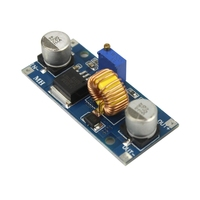 XL4015 DC-DC STEP DOWN ADJUSTABLE POWER SUPPLY LED LITHIUM CHARGER 5A MODULE