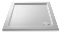 Pearlstone  800X 800X 40mm Square Shower Tray