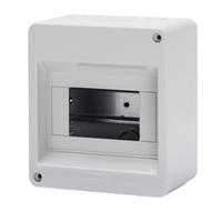 Gewiss 6 MOD Surface IP40 Enclosure No Door