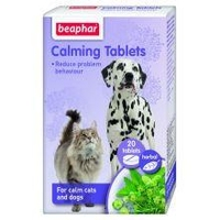 Beaphar Dog Calming Tablets - 20tab x 1
