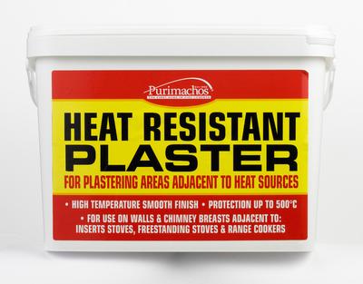 Everbuild Heat Resistant Plaster 12.5kg