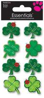 4 Leaf Clover Essential Craft Sticker.