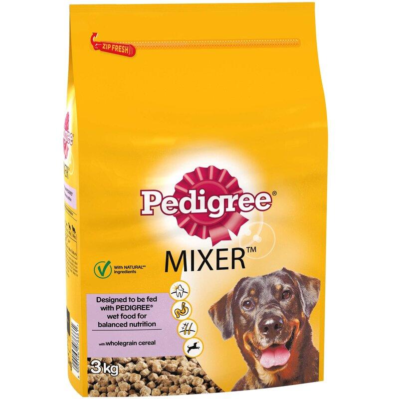 Pedigree Mixer 3kg