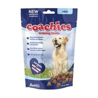 Coachies Adult Dog Treats 200g x 1