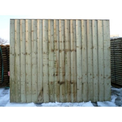 Chepstow Fence Panels