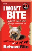 Mikki Muzzle Size 0 x 1