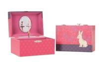 Musical Jewellery Box F Rabbit multiples 2