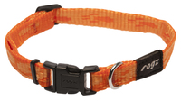 Rogz Alpinist Orange Small (Kilimanjaro) Side Release Adjustable