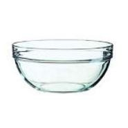 Arcoroc Mixing / Salad Bowl Glass Stacking 90mm Dia