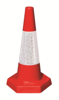 "JSP 20"" Road Cone Sand Based JAA049-220-600"