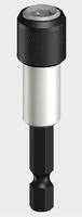 Screwdriver Bit Holder Quick Release Magnetic  60mm