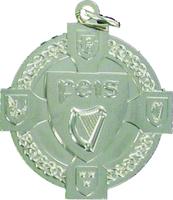 40mm Silver Feis Dancing Medal