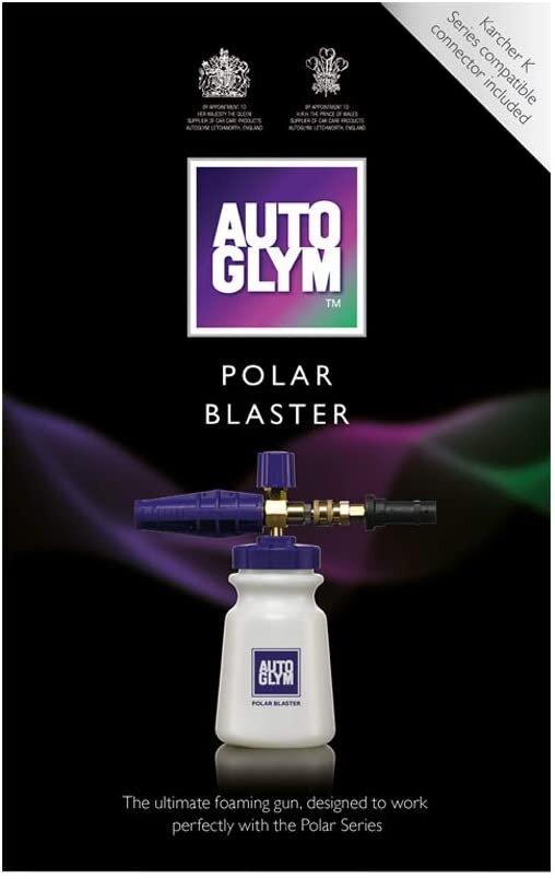 Polar blast kit