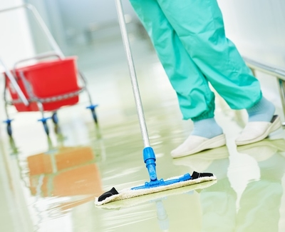 Are Our Hospital Floors Clean?