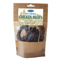 Hollings 100% Natural Chicken Necks 120g x 8