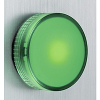 Telemecanique 250V Green Round LED Pilot Light