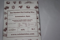 Cooking Wines