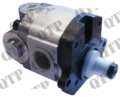 Torque & Power Steering Pump