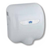CHEETAH HIGH SPEED HAND DRYER WHITE