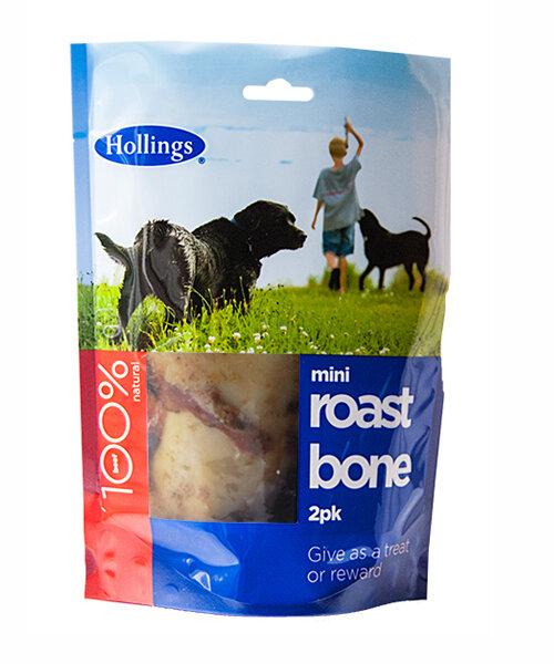 Hollings Mini Roast Bone 8 x 2 Pack