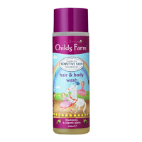 Childs Farm Hair And Body Wash Blackberry And Apple 250ml