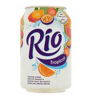 Can Rio Tropical-(24x330ml) UK