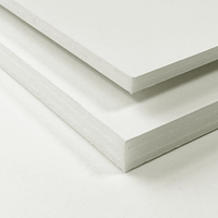 "Foam Board 10mm Pop- Acid free white 40""x60"""