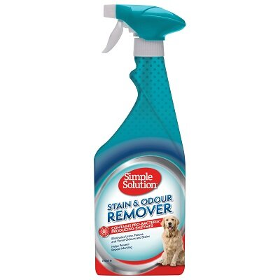 Simple Solution Stain & Odour Remover Spray 750ml