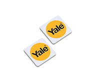 CONEXIS 2 PACK WHITE PHONE TAGS
