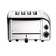 Toaster Bread Polished Proheat 4 Slot Dualit