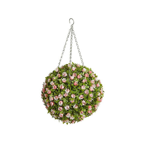 Topiary Pink Ball