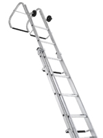 Industrial roof ladder