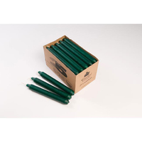 7 Hour Candles 25pk Green